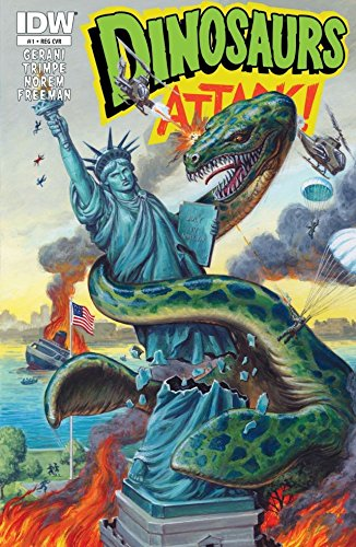 Dinosaurs Attack #3 (of 5) (English Edition)