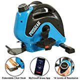 ProGear 1000 High Performance Under Desk Exercise Bike with Bluetooth Smart Cloud Fitness and Free APP