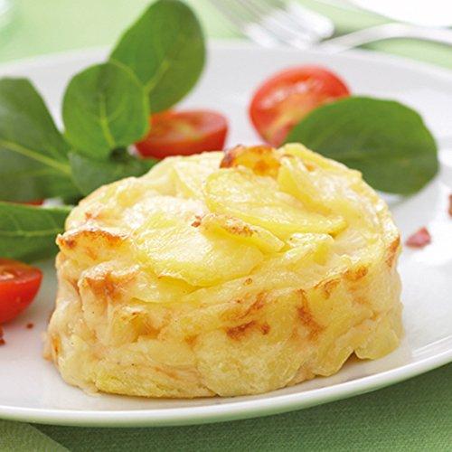 Besser Gourmet-Kartoffel-Gratin; 1200 g, 10 Stück
