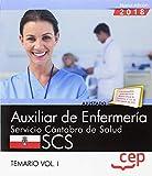 Auxiliar de Enfermería. Servicio Cántabro de Salud. SCS. Temario Vol. I.: 1