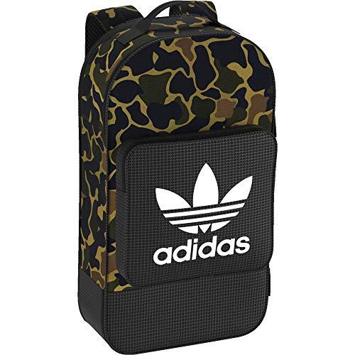 adidas Unisex-Erwachsene BP Street CAMO Tasche, Mehrfarbig (Multco), 24x36x45 Centimeters (W x H x L)