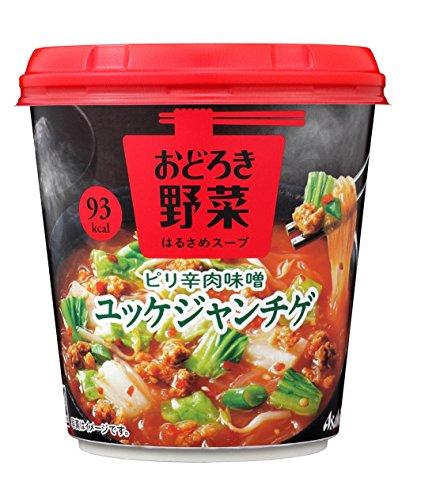 アサヒグループ食品『おどろき野菜 ユッケジャンチゲ』
