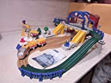 Fisher-Price Geotrax Rail and Road System Grand Central Station