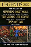 Legends: Short Novels By The Masters of Modern Fantasy (Memory, Sorrow, and Thorn) (English Edition)