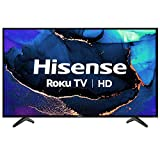 Hisense 32H4G- 32 inch Smart Full Array LED 720P Roku TV with DTS TruSurround, 3HDMI (Canada Model)