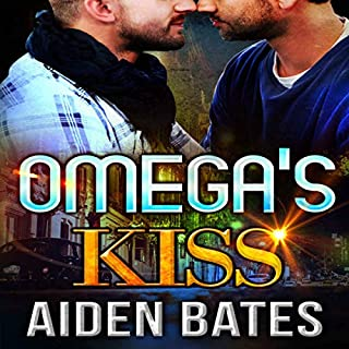 Omega's Kiss cover art