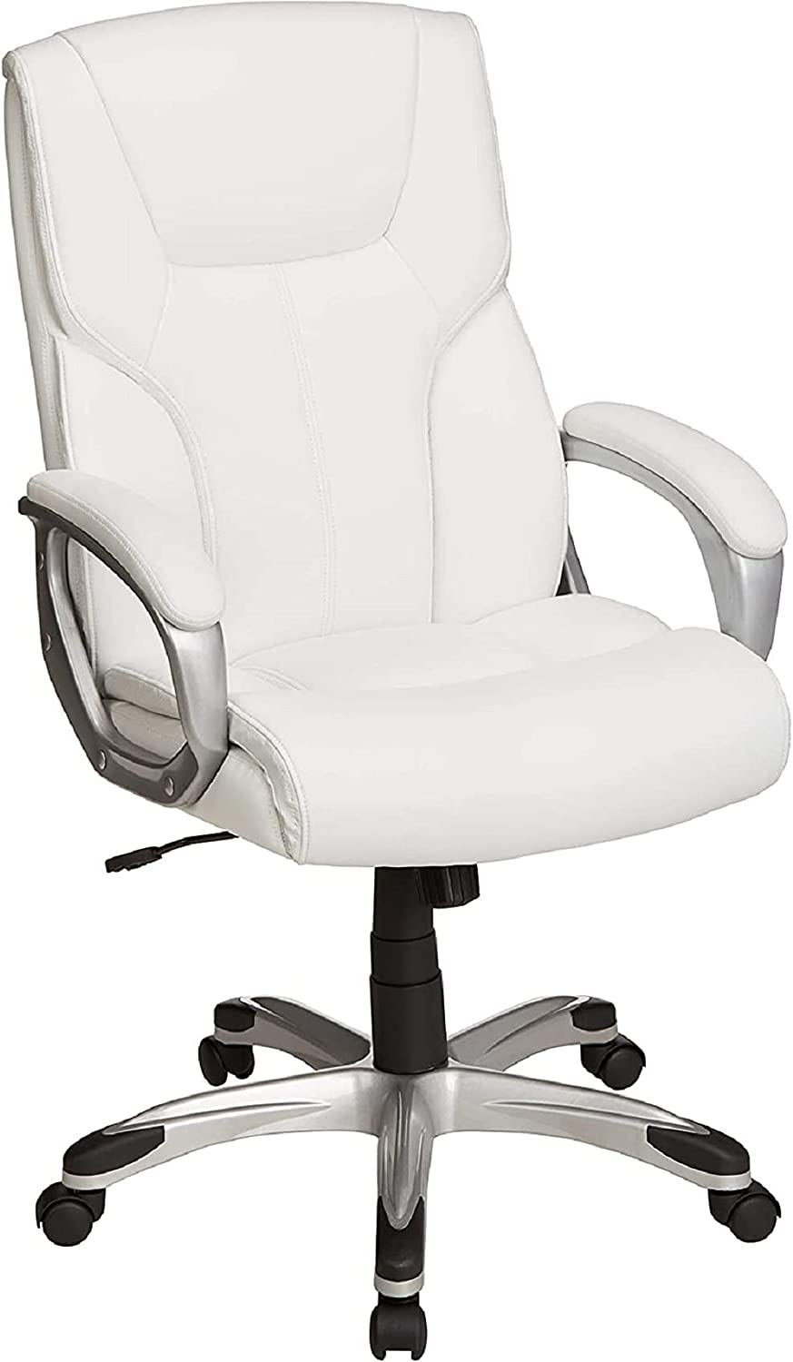 SKDH Executive Office cheap Desk Chair with Armrests Limited time trial price Adjustable Heigh