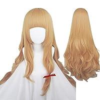 シノアリス SiNoAlice 赤ずきん 風 コスプレ ウィッグ かつら 仮装用 ヘアピース 専用ネット付き cosplay wig