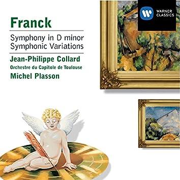 Franck: Symphony in D minor; Variations Symphonique