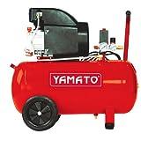 YAMATO - Elettrocompressore coassiale Yamato 50 litri 2 HP 8 Bar