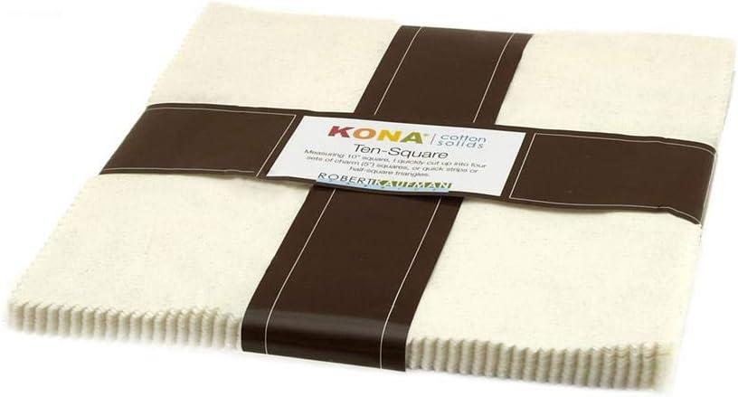 Kona Cotton security Snow Ten Indefinitely Squares