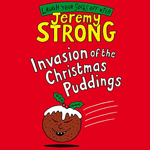 Invasion of the Christmas Puddings! cover art