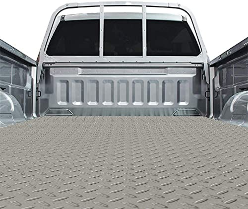 RESILIA Truck Bed Mat Liner – Universal Size, Durable Heavy-Duty All-Weather Protection for Your...