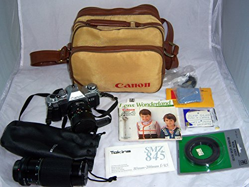 Check Out This Canon AL-1 with 50mm f1.8 lens