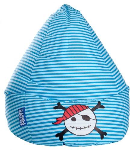 MAGMA Sitzsack Pirat XL