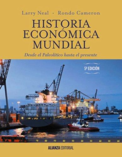 Historia economica mundial Desde