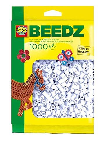 Perles à repasser blanc