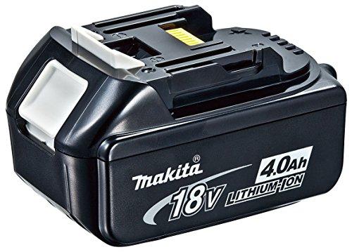 Makita BL1840B Batteria agli ioni di litio,18V 4Ah, Nero