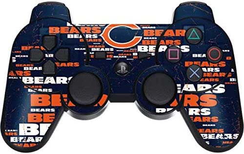 Skinit Decal Gaming Skin Compatible Wireless with Dual PS3 Over famous item handling Shock