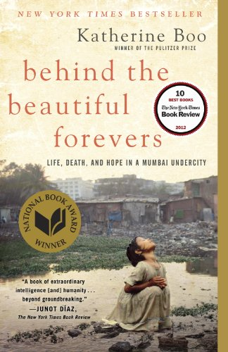 Behind the Beautiful Forevers: Life, death,...
