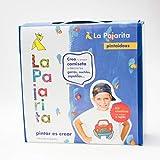 Kit Pintura Tela La Pajarita 119494C - 6 Colores Pintura para Tela