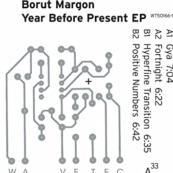 Year Before Present EP