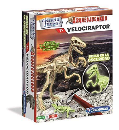 Velociraptor fosforescente