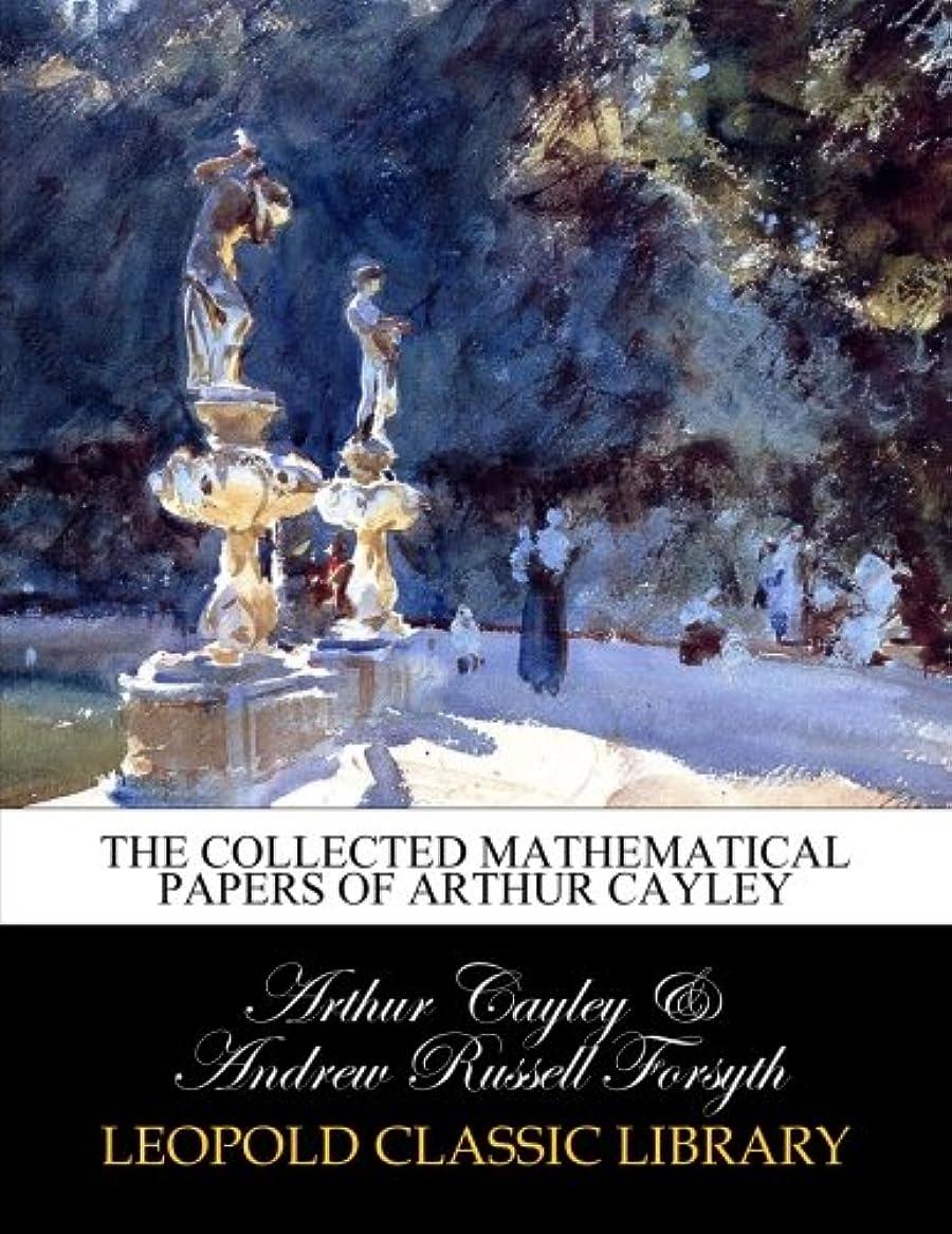 スナッチ激怒概念The collected mathematical papers of Arthur Cayley