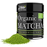 Matcha Green Tea Powder - Powerful Antioxidant Japanese Organic (Ceremonial 1 oz)