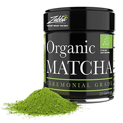 Matcha Ceremonial - T verde matcha orgnico en polvo - 1oz - Matcha japons...