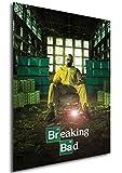 Instabuy Poster Series de Television - Breaking Bad (Cartel 70x50)
