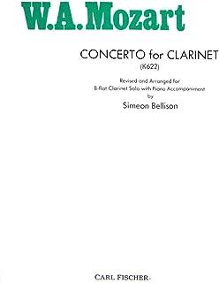Best clarinet concerto clarinet solos Reviews