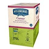 Hellmann's - Salsa César sin Gluten para Ensalada, 50 Sobres de 30 ml