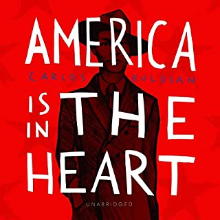 America Is in the Heart audiobook cover art