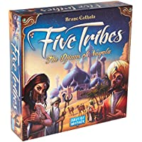 Days of Wonder Five Tribes: The Djinns of Naqala Game