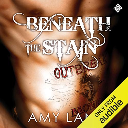 Beneath the Stain audiobook cover art
