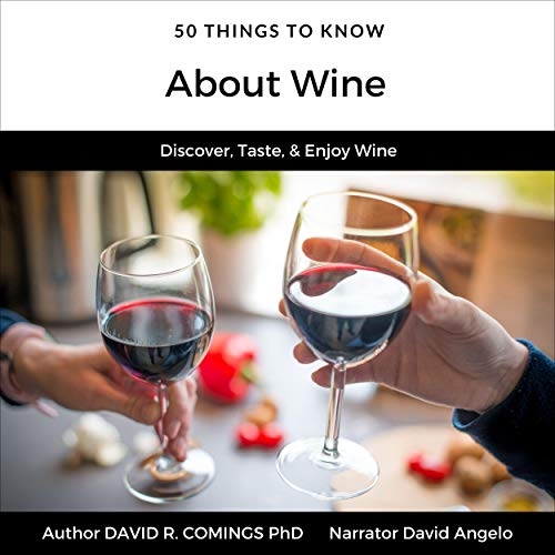 50 Things to Know About Wine Titelbild
