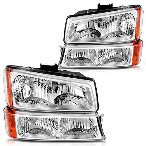 05 silverado headlight assembly - 2