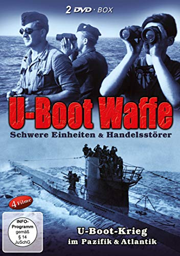 U-Boot Waffe-Deutsche U-Boote im 2. Weltkrieg - Das Boot - Die Grauen Wölfe (2 DVD Schuber)