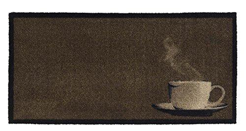 orientbazar24 Cup of Coffee Zerbino 80x 40cm Anche per cucine