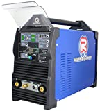 Tig Welder 170A AC/DC Digital Inverter - R-Tech Tig170EXT 240v - 3 Year UK Warranty
