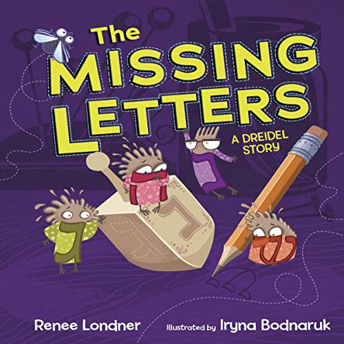 The Missing Letters cover art