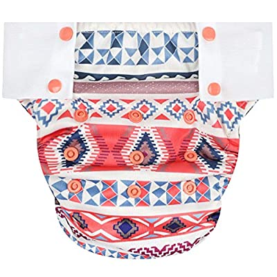 HappyEndings Toddler/Kid Pull On Reusable Cloth Diapers/Potty Training Pants Special Needs