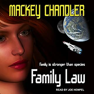 Family Law audiobook cover art