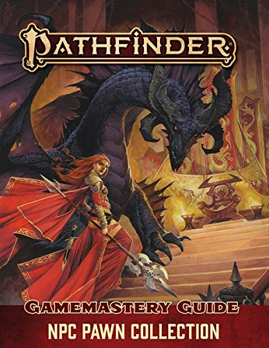 Pathfinder Gamemastery Guide NPC Pawn Collection (P2)