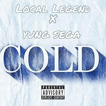 Cold (feat. Yung Sega)