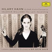 Hilary Hahn / Colin Davis Sir / LSO Violinkonzert op.61/The Lark Ascending Violin