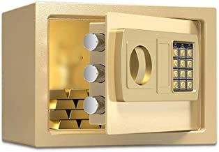 Z-COLOR Digital Safe Box ,Large Capacity Safety Electronic Security Steel Money Cash Home Office, with Full-Anchoring Desi...