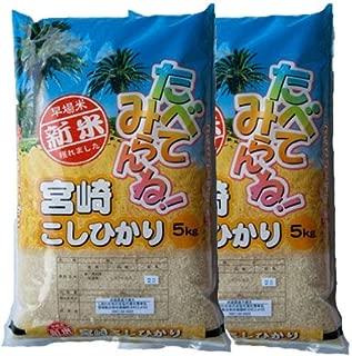 宮崎県産 白米 コシヒカリ 10kg 令和元年産