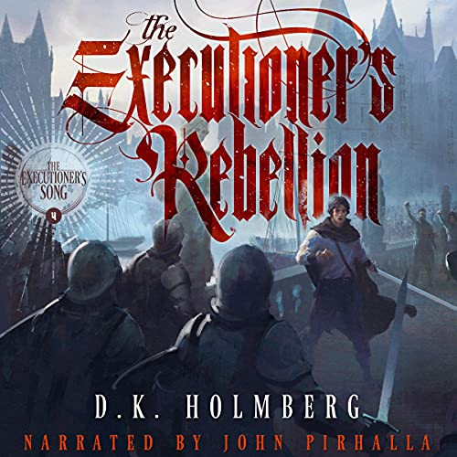 The Executioner's Rebellion cover art
